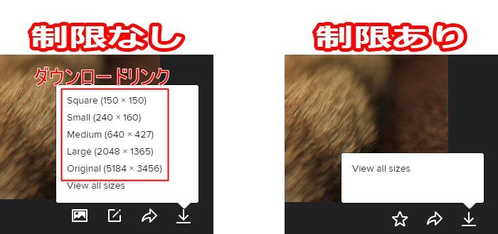 オリジナル画像ファイルのアクセス制限